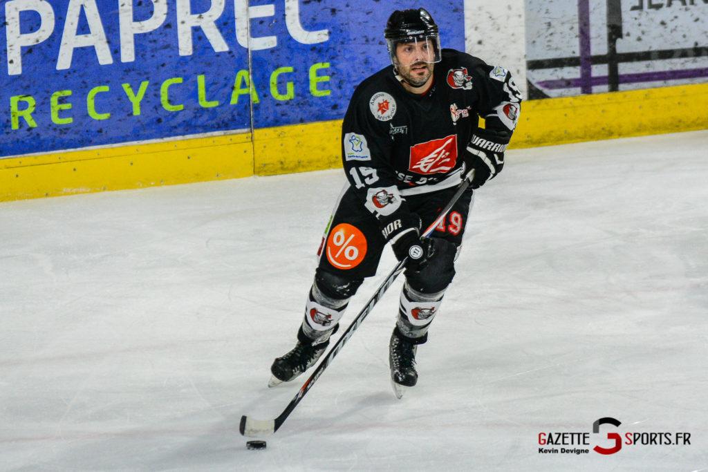 Hockey Sur Glace N4 Gothiques Vs Wasquehal Kevin Devigne Gazettesports 60