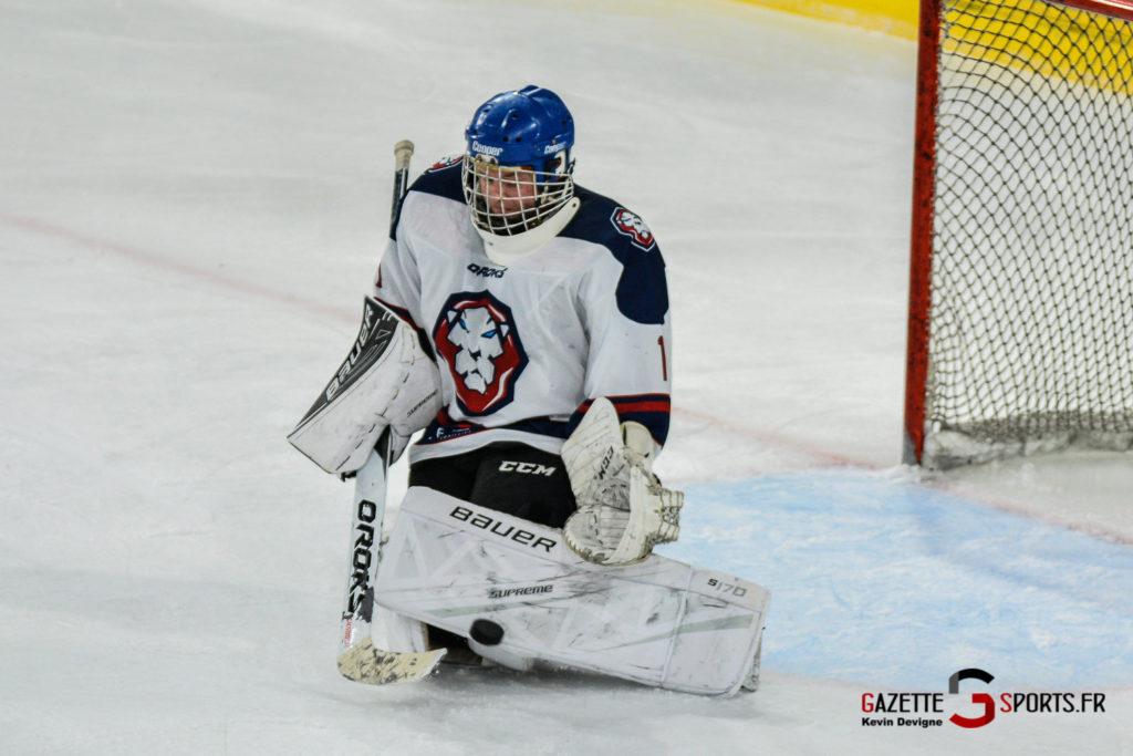 Hockey Sur Glace N4 Gothiques Vs Wasquehal Kevin Devigne Gazettesports 61