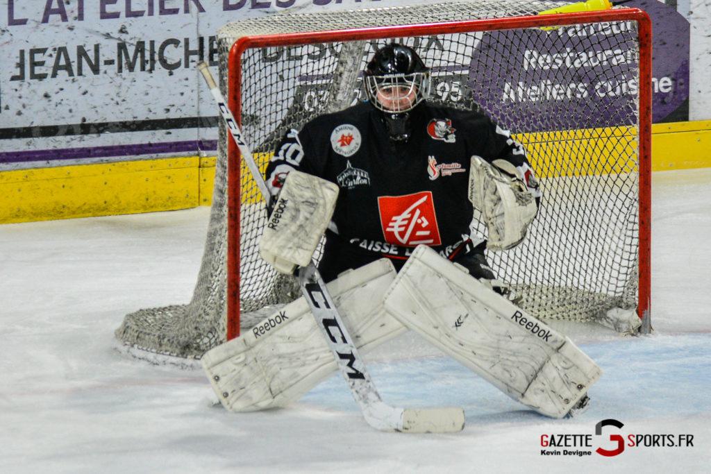 Hockey Sur Glace N4 Gothiques Vs Wasquehal Kevin Devigne Gazettesports 62