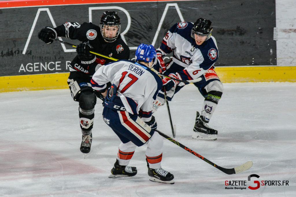 Hockey Sur Glace N4 Gothiques Vs Wasquehal Kevin Devigne Gazettesports 63
