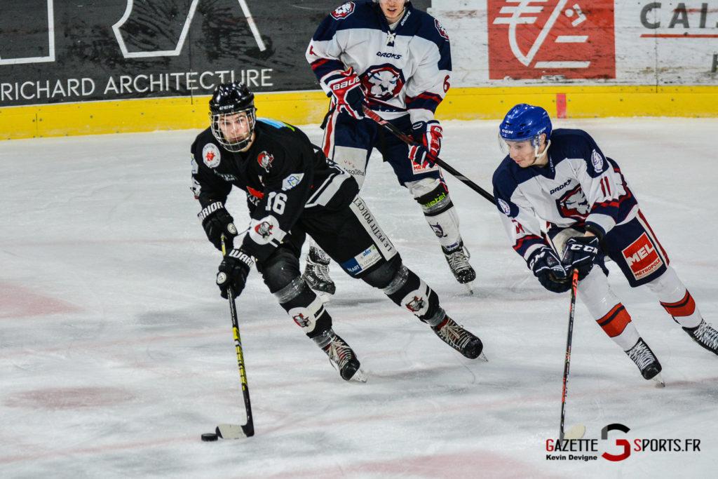Hockey Sur Glace N4 Gothiques Vs Wasquehal Kevin Devigne Gazettesports 64