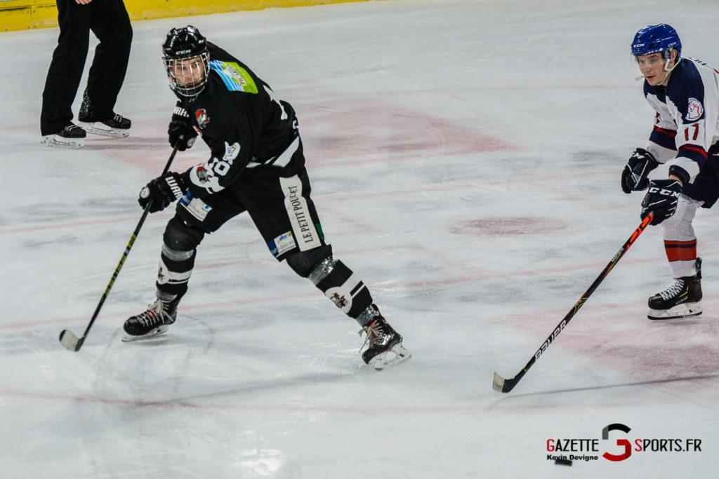Hockey Sur Glace N4 Gothiques Vs Wasquehal Kevin Devigne Gazettesports 65