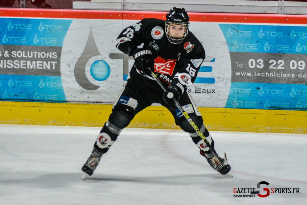 Hockey Sur Glace N4 Gothiques Vs Wasquehal Kevin Devigne Gazettesports 67