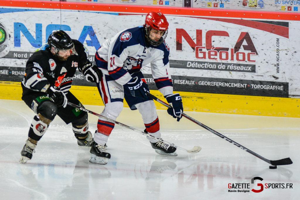 Hockey Sur Glace N4 Gothiques Vs Wasquehal Kevin Devigne Gazettesports 68