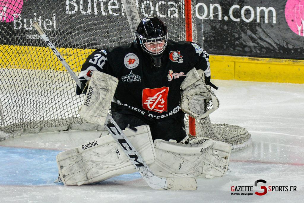 Hockey Sur Glace N4 Gothiques Vs Wasquehal Kevin Devigne Gazettesports 69