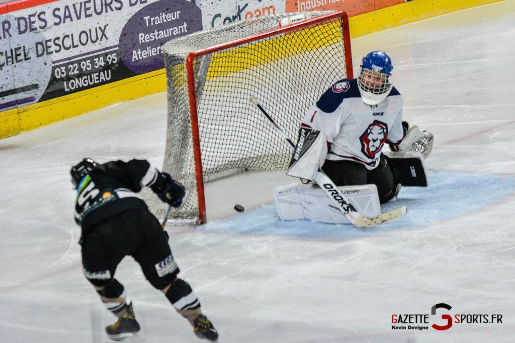 Hockey Sur Glace N4 Gothiques Vs Wasquehal Kevin Devigne Gazettesports 71