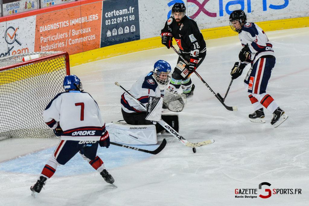 Hockey Sur Glace N4 Gothiques Vs Wasquehal Kevin Devigne Gazettesports 72