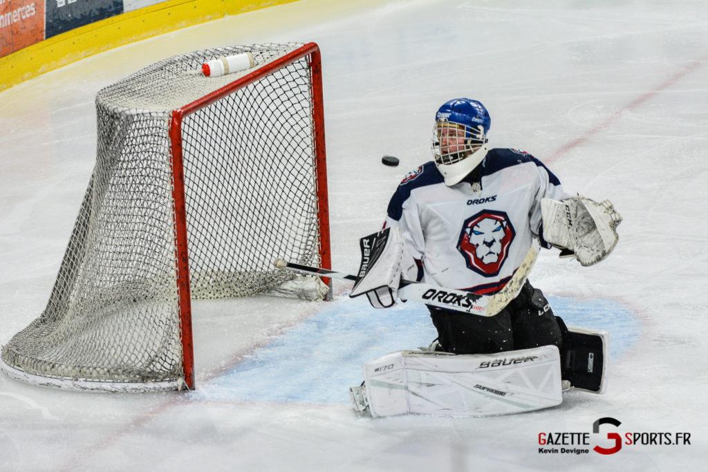 Hockey Sur Glace N4 Gothiques Vs Wasquehal Kevin Devigne Gazettesports 74