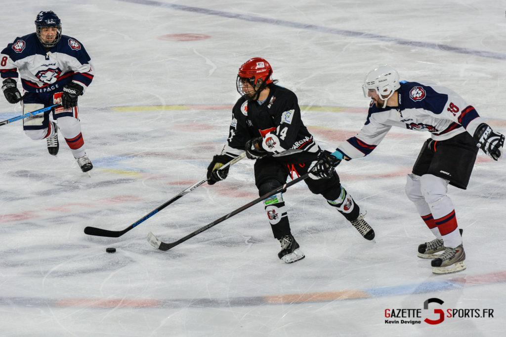 Hockey Sur Glace N4 Gothiques Vs Wasquehal Kevin Devigne Gazettesports 75