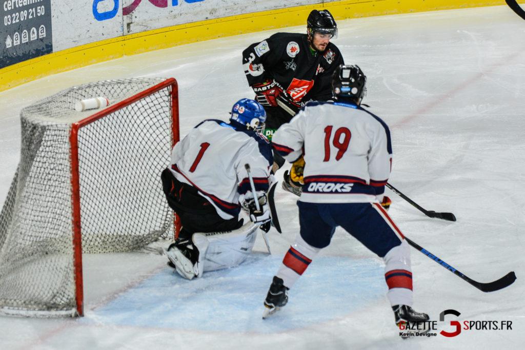 Hockey Sur Glace N4 Gothiques Vs Wasquehal Kevin Devigne Gazettesports 77