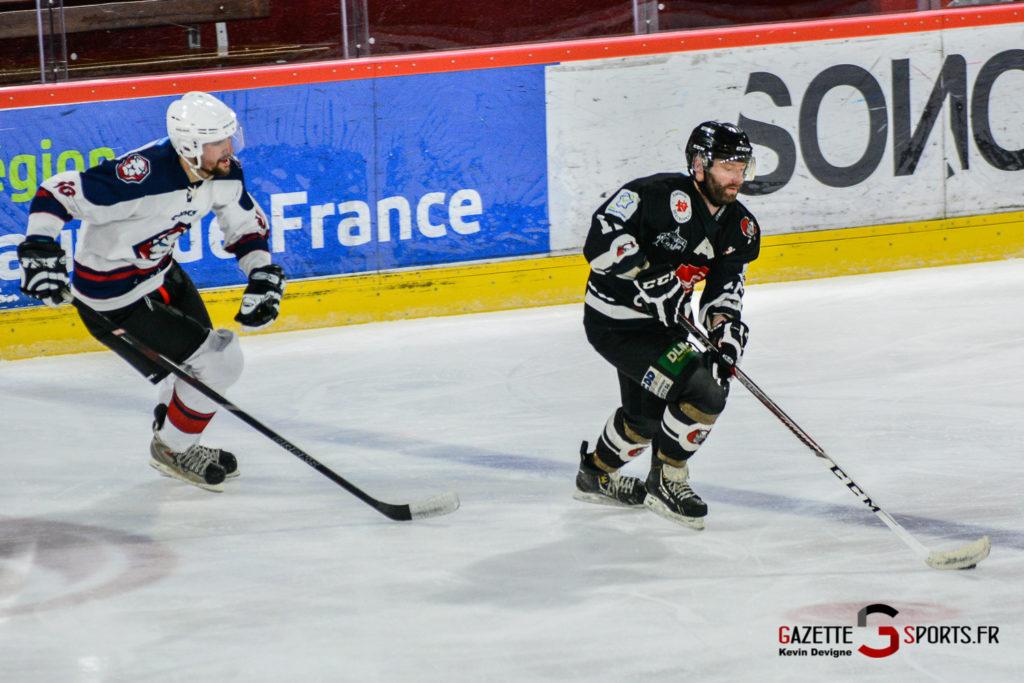 Hockey Sur Glace N4 Gothiques Vs Wasquehal Kevin Devigne Gazettesports 78