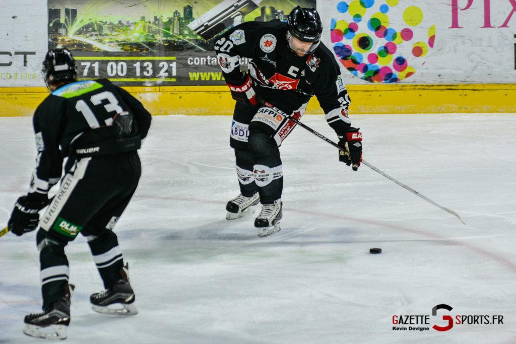 Hockey Sur Glace N4 Gothiques Vs Wasquehal Kevin Devigne Gazettesports 79