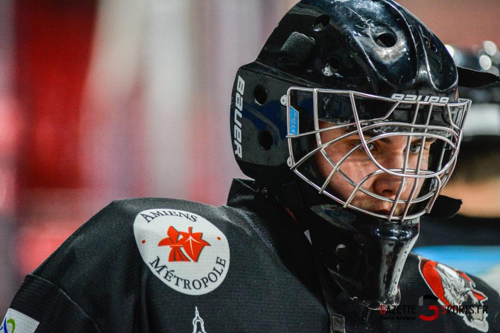 Hockey Sur Glace N4 Gothiques Vs Wasquehal Kevin Devigne Gazettesports 8