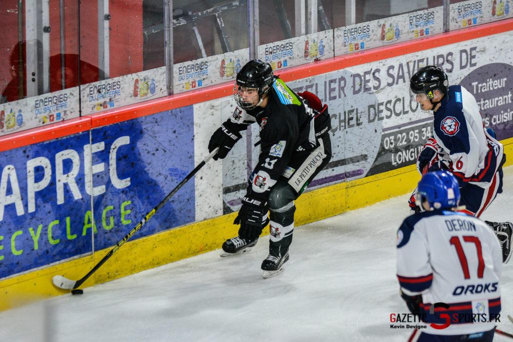 Hockey Sur Glace N4 Gothiques Vs Wasquehal Kevin Devigne Gazettesports 80