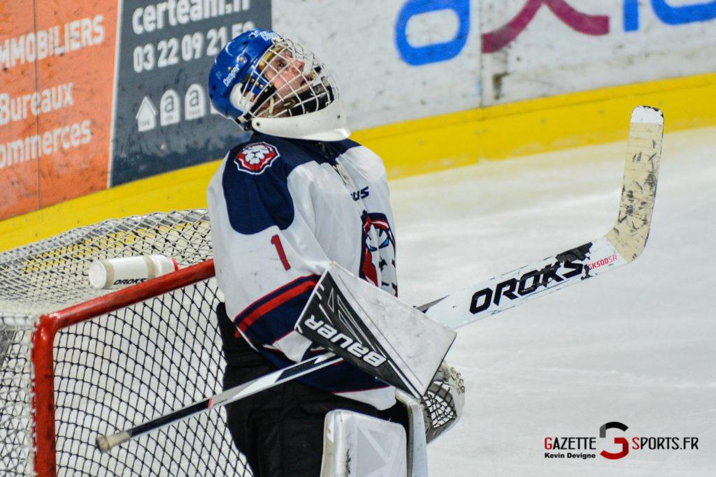 Hockey Sur Glace N4 Gothiques Vs Wasquehal Kevin Devigne Gazettesports 81
