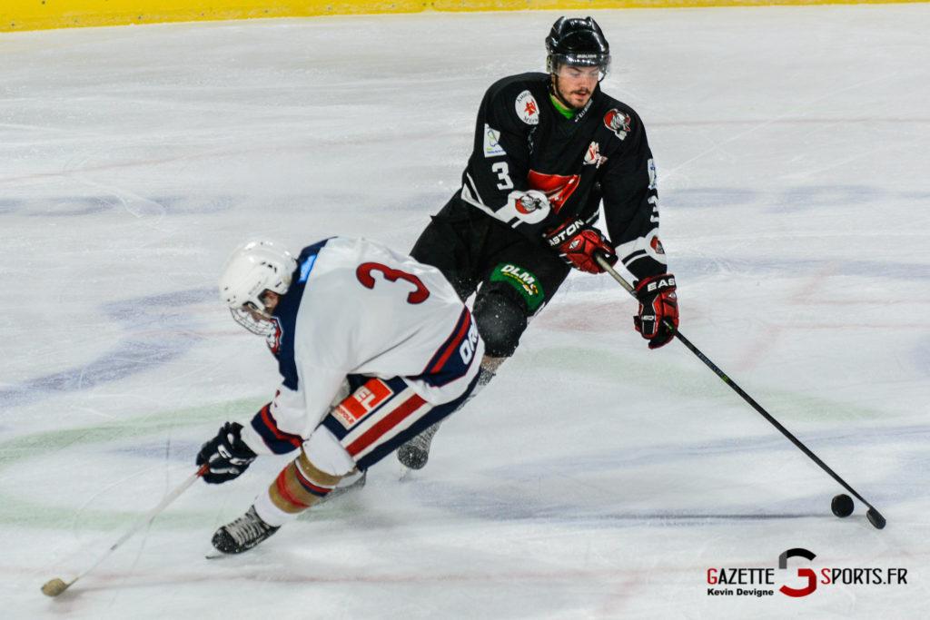 Hockey Sur Glace N4 Gothiques Vs Wasquehal Kevin Devigne Gazettesports 82