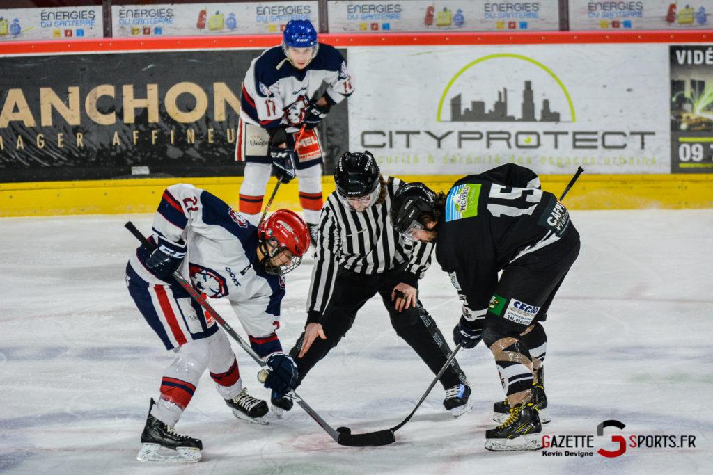 Hockey Sur Glace N4 Gothiques Vs Wasquehal Kevin Devigne Gazettesports 83