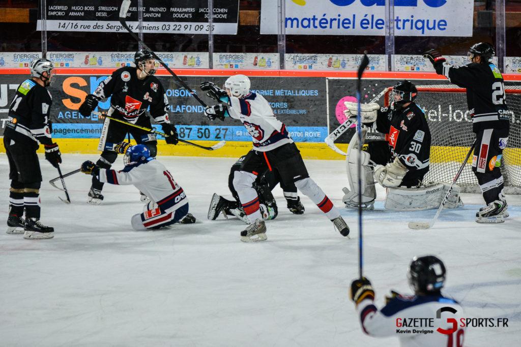 Hockey Sur Glace N4 Gothiques Vs Wasquehal Kevin Devigne Gazettesports 84