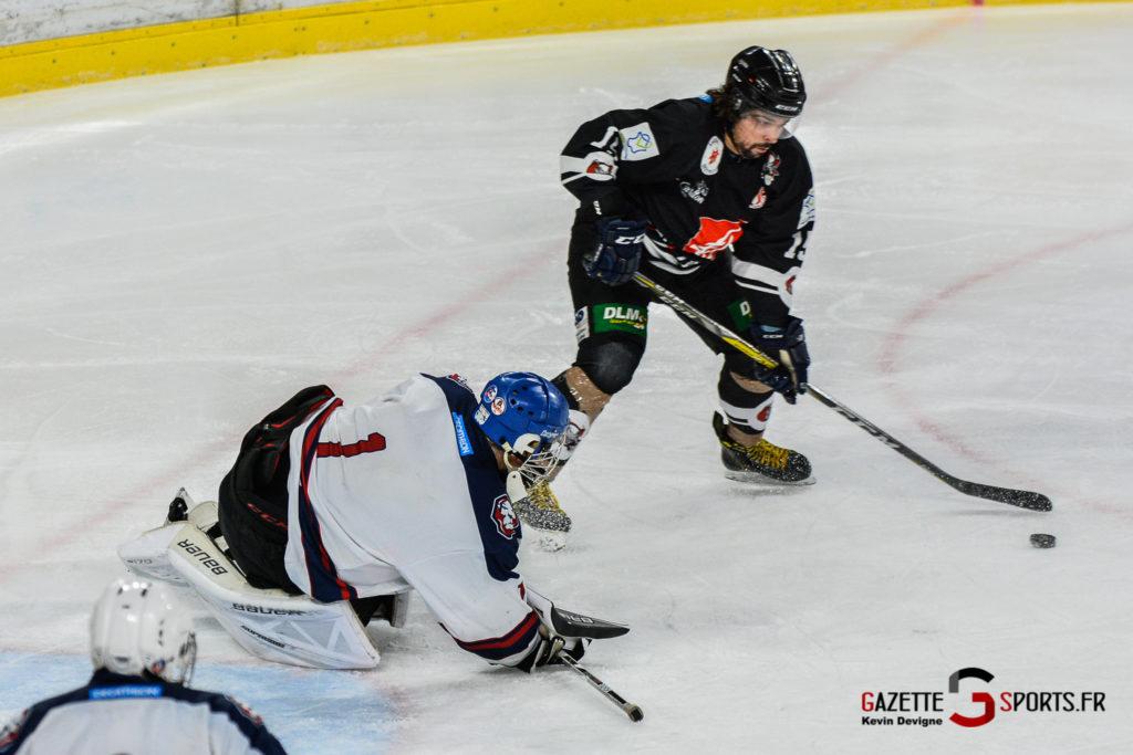 Hockey Sur Glace N4 Gothiques Vs Wasquehal Kevin Devigne Gazettesports 85