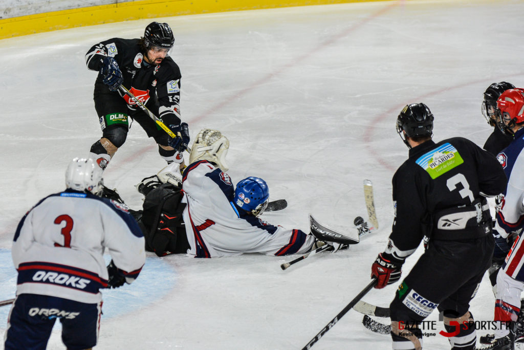 Hockey Sur Glace N4 Gothiques Vs Wasquehal Kevin Devigne Gazettesports 86