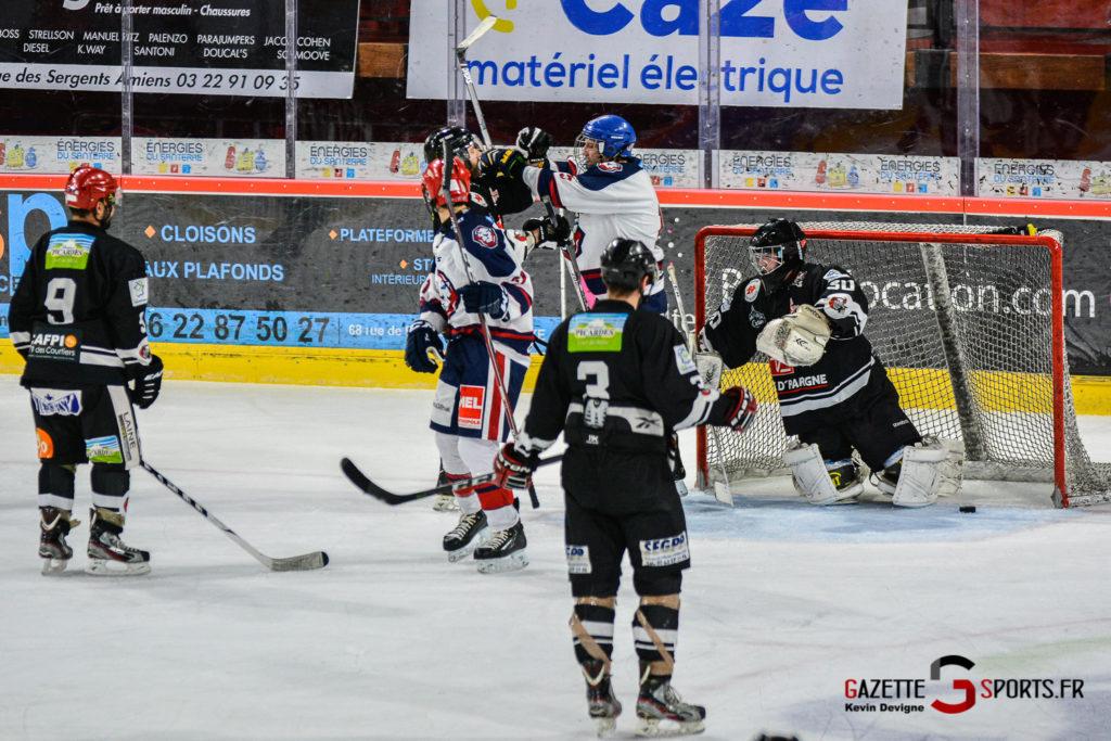 Hockey Sur Glace N4 Gothiques Vs Wasquehal Kevin Devigne Gazettesports 87