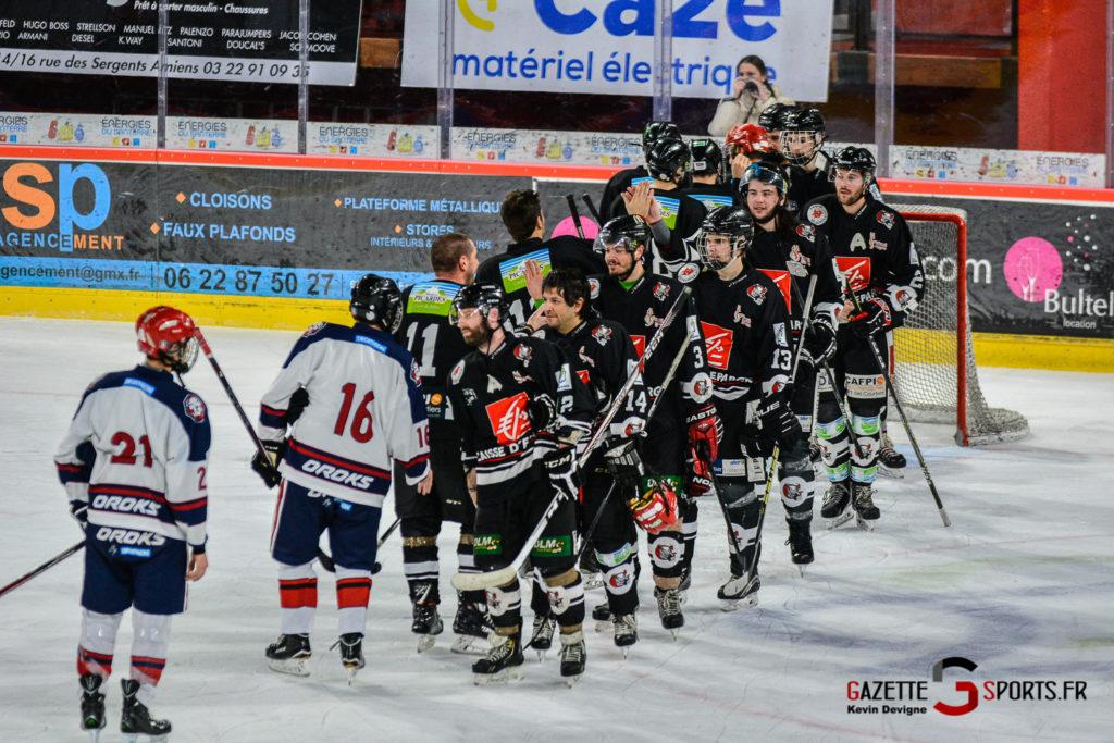 Hockey Sur Glace N4 Gothiques Vs Wasquehal Kevin Devigne Gazettesports 88