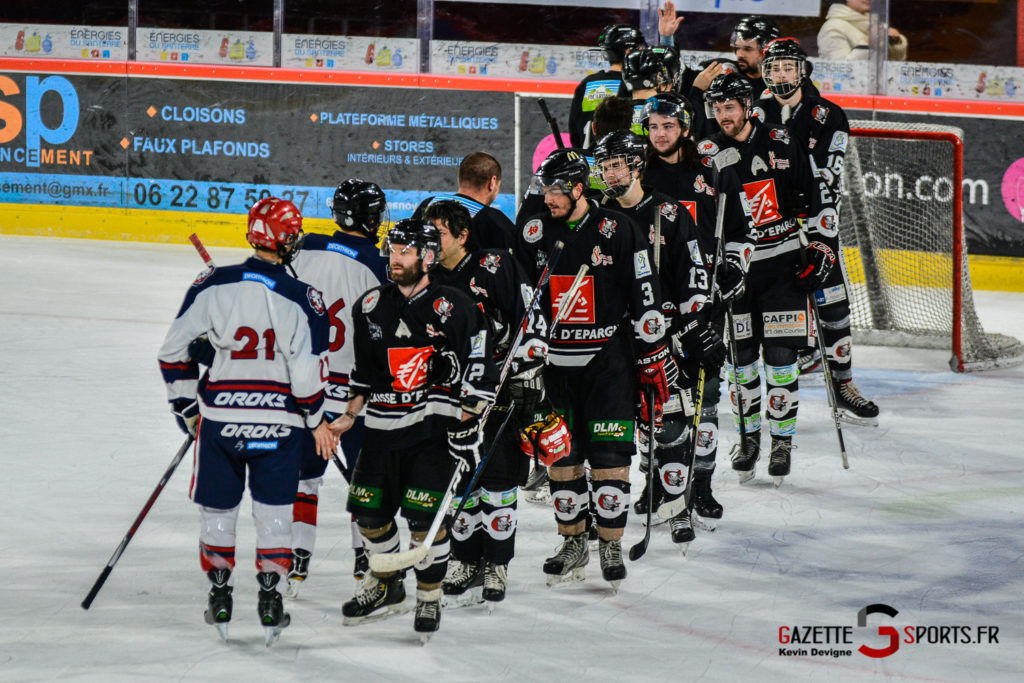 Hockey Sur Glace N4 Gothiques Vs Wasquehal Kevin Devigne Gazettesports 89