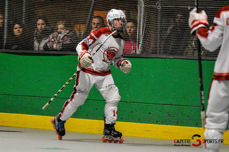 Roller Hockey Greenfalcons Vs Ecureuils Kevin Devigne Gazettesports 36