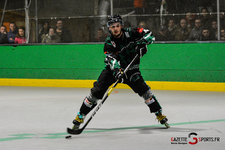 Roller Hockey Greenfalcons Vs Ecureuils Kevin Devigne Gazettesports 45