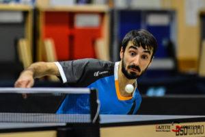 Tennis De Table Astt Vs Tours Kevin Devigne Gazettesports 60