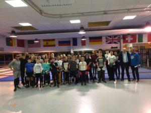 Asc Boxe Française Championnat Régional Jeunes