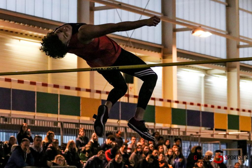 Athletisme Meeting Indoor Auc Hauteur Elite Tour 2020 Gazettesports Coralie Sombret 10