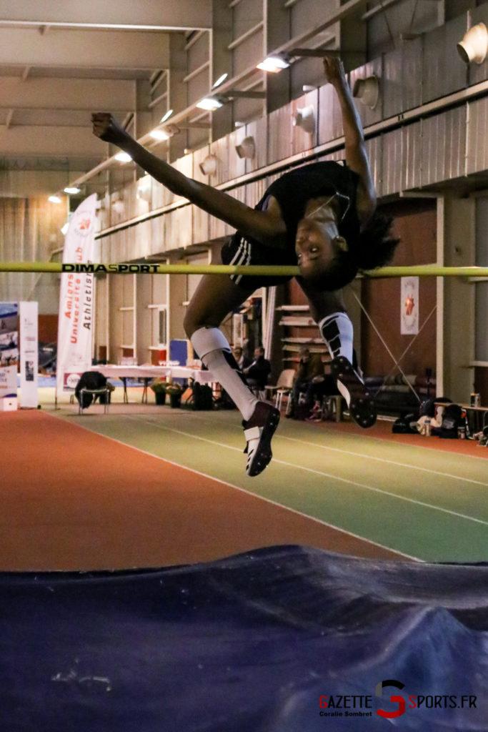Athletisme Meeting Indoor Auc Hauteur Elite Tour 2020 Gazettesports Coralie Sombret 22