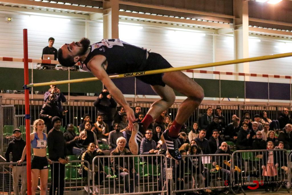 Athletisme Meeting Indoor Auc Hauteur Elite Tour 2020 Gazettesports Coralie Sombret 38