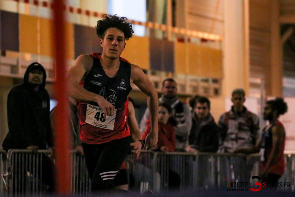 Athletisme Meeting Indoor Auc Hauteur Elite Tour 2020 Gazettesports Coralie Sombret 7