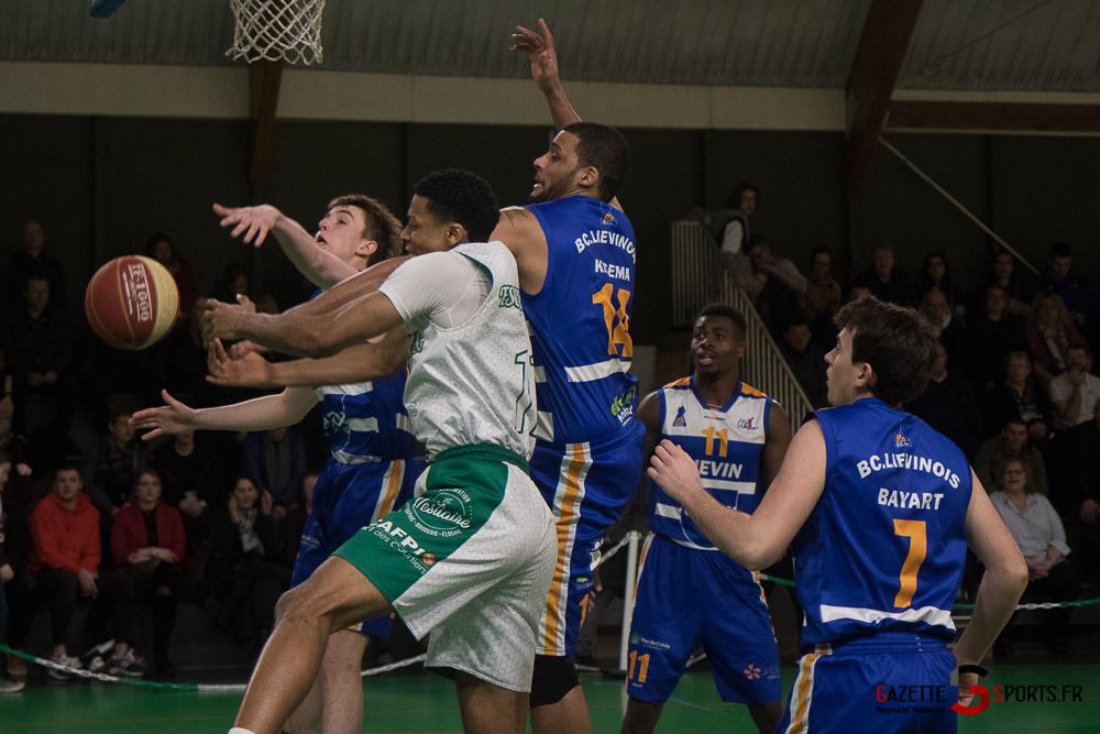 Basketball Esclamsbb Vs Lievin (reynald Valleron) (1)