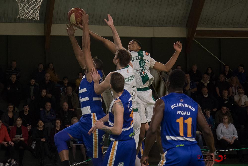 Basketball Esclamsbb Vs Lievin (reynald Valleron) (11)