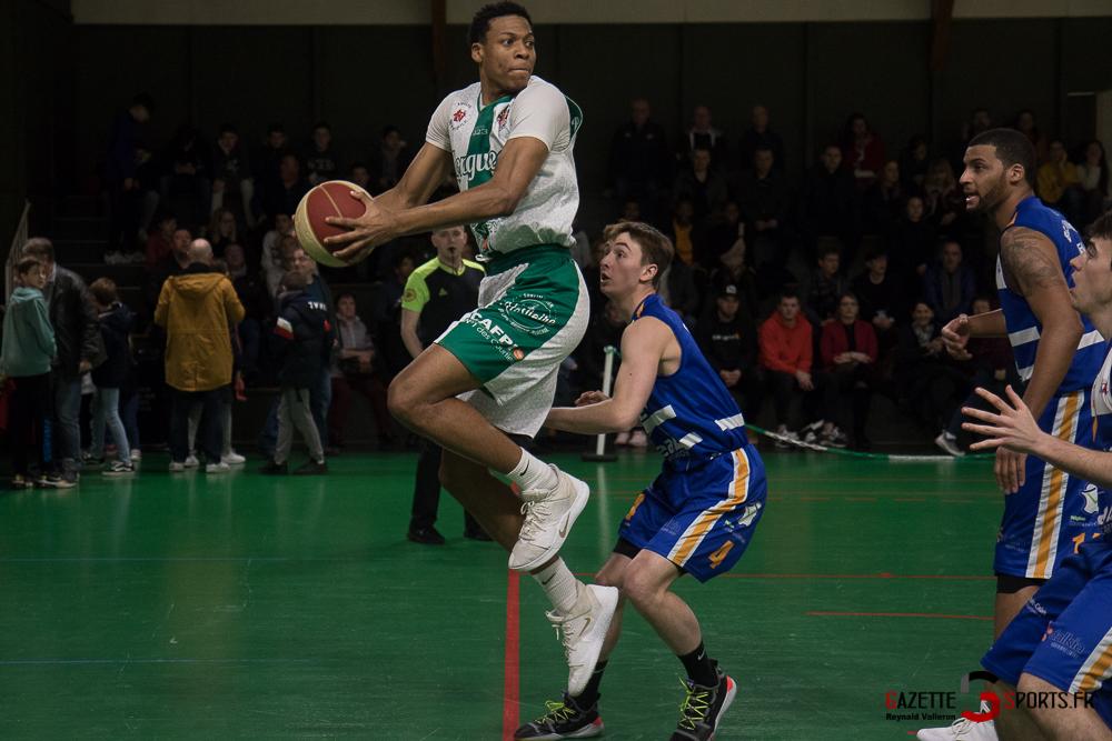 Basketball Esclamsbb Vs Lievin (reynald Valleron) (2)