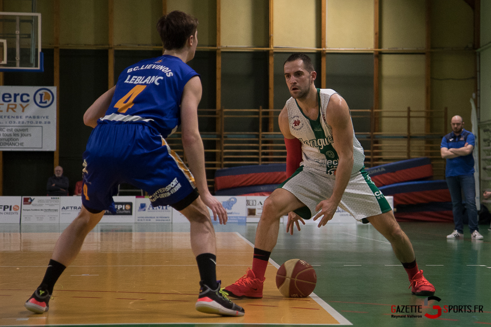 Basketball Esclamsbb Vs Lievin (reynald Valleron) (22)
