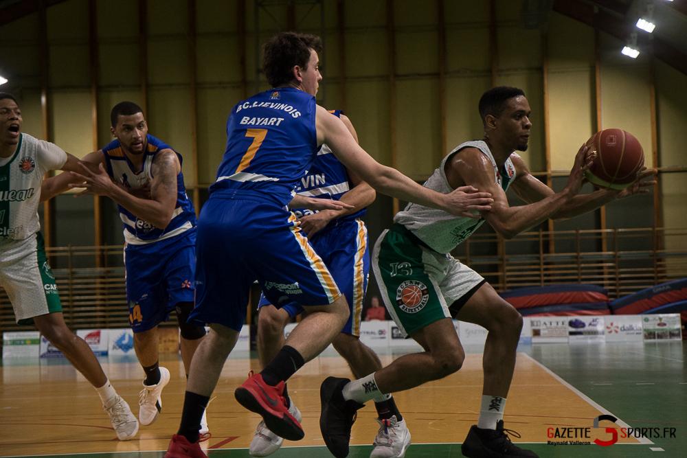 Basketball Esclamsbb Vs Lievin (reynald Valleron) (24)
