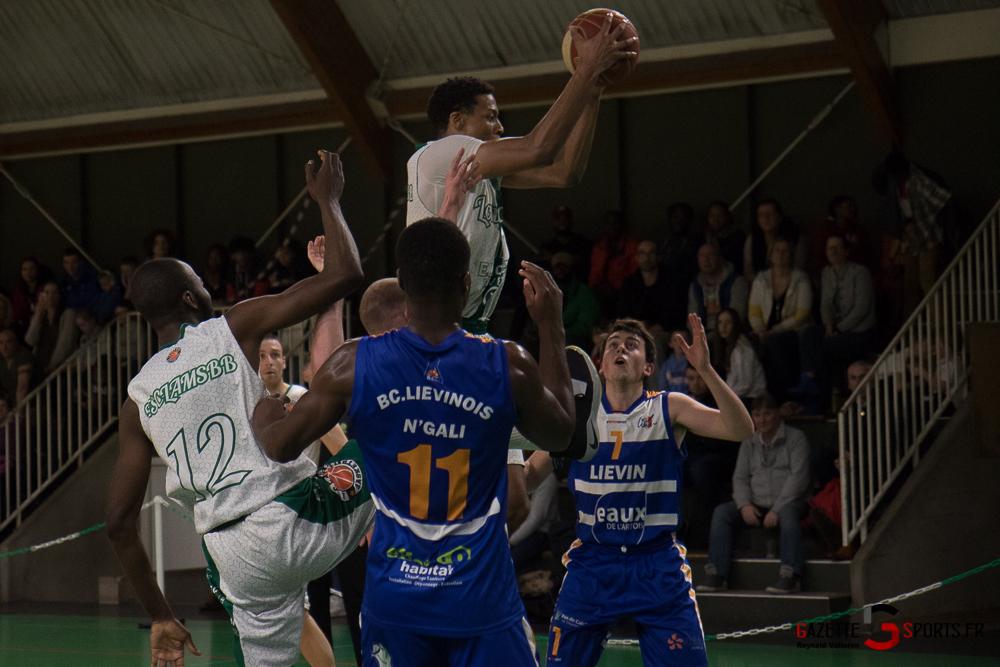 Basketball Esclamsbb Vs Lievin (reynald Valleron) (39)