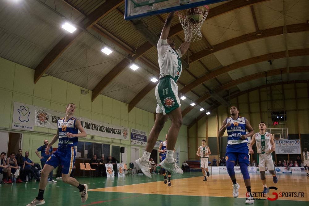 Basketball Esclamsbb Vs Lievin (reynald Valleron) (44)