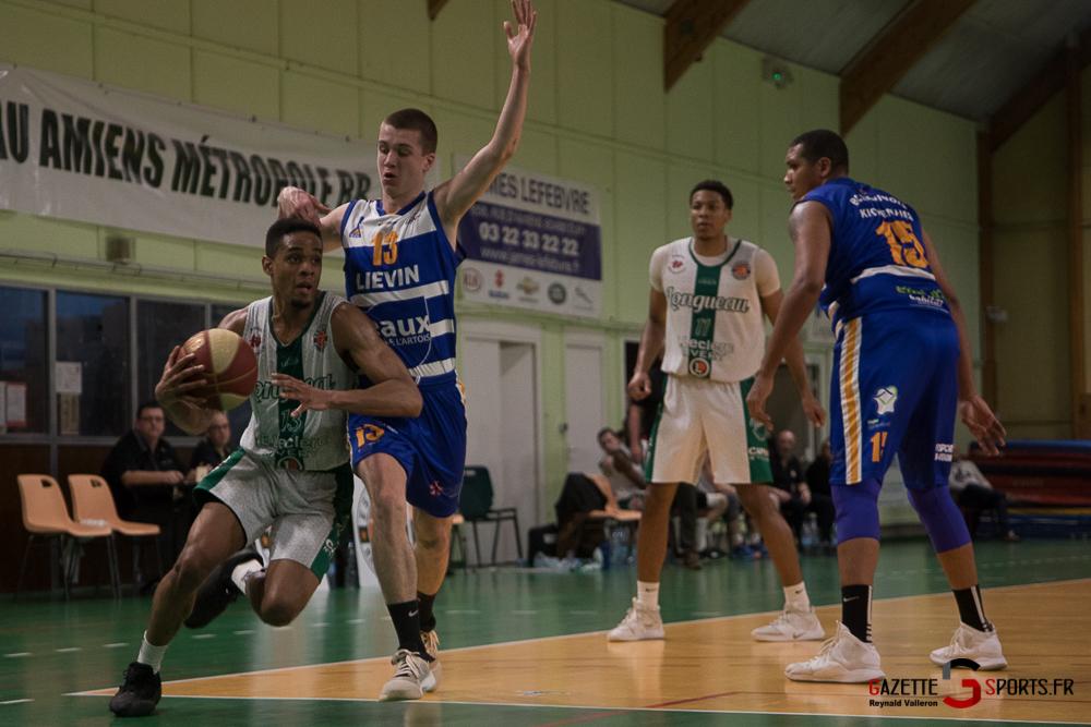 Basketball Esclamsbb Vs Lievin (reynald Valleron) (45)