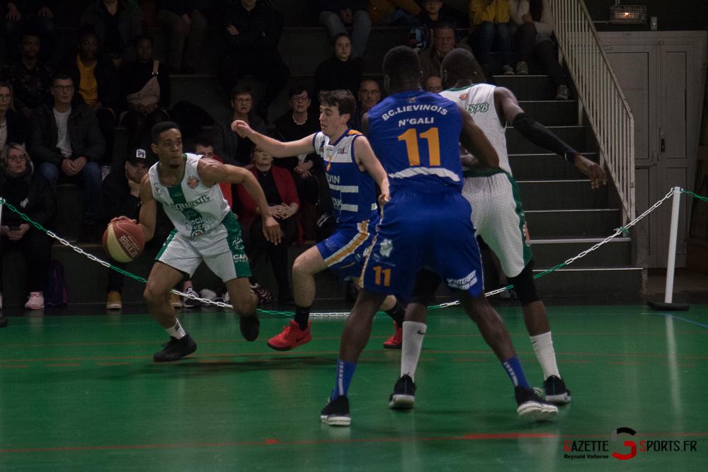 Basketball Esclamsbb Vs Lievin (reynald Valleron) (5)