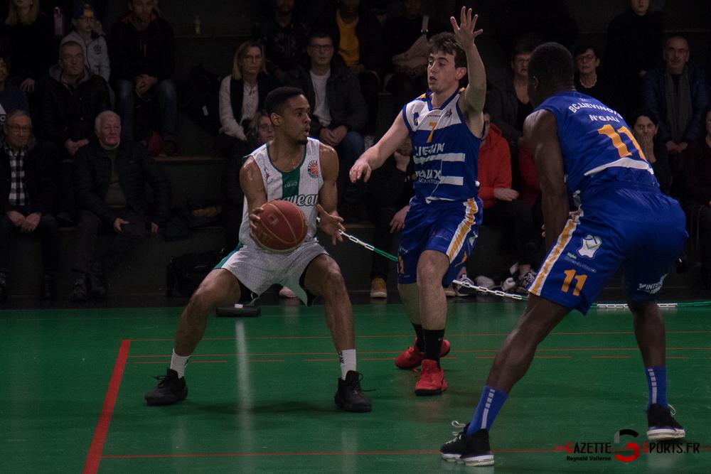 Basketball Esclamsbb Vs Lievin (reynald Valleron) (6)