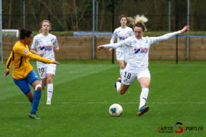 Football Feminin Asc Vs Saint Denis Gazettesports Coralie Sombret 22