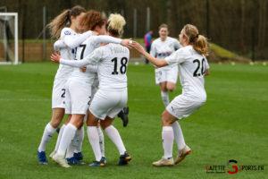 Football Feminin Asc Vs Saint Denis Gazettesports Coralie Sombret 26