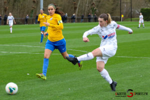 Football Feminin Asc Vs Saint Denis Gazettesports Coralie Sombret 4