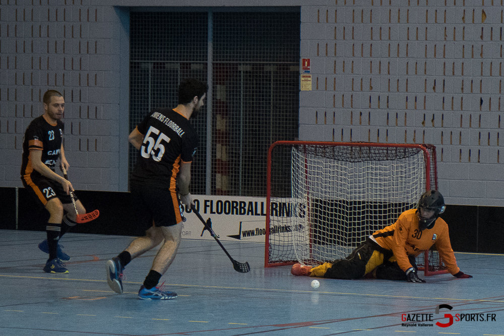 Floorball Hoplites Vs Quiévrechain ( Reynald Valleron) (25)
