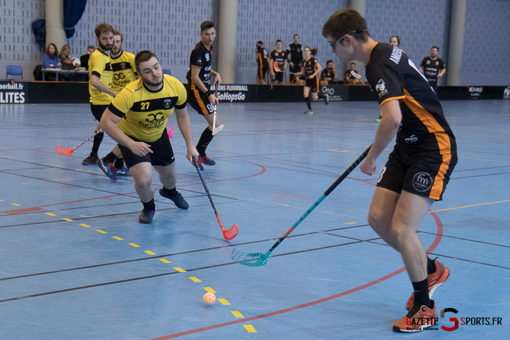 Floorball Hoplites Vs Quiévrechain ( Reynald Valleron) (42)